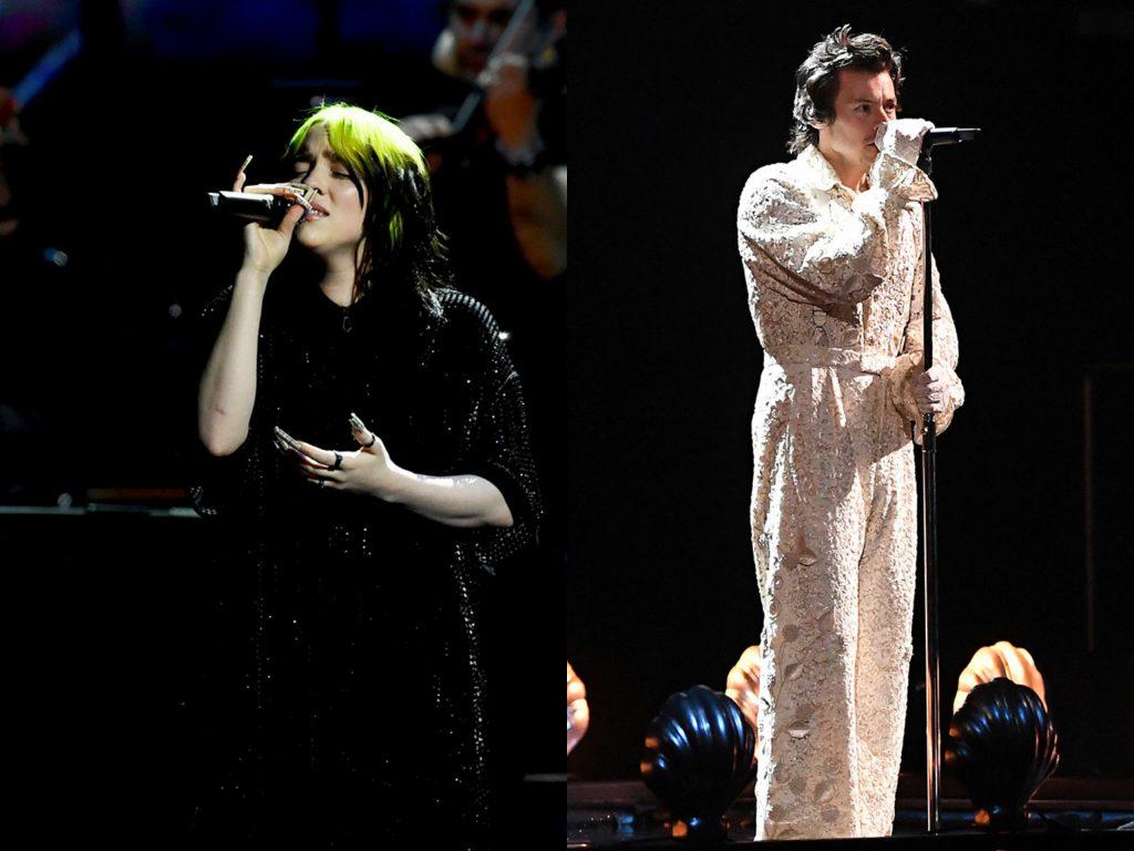 BRIT Awards 2020: na scenie Billie Eilish, Harry Styles – ZOBACZ WYSTĘPY!