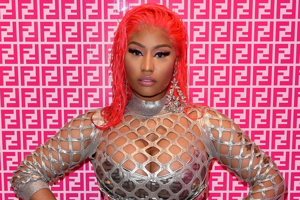 """Nicki Minaj z nowym utworem! Posłuchajcie """"Yikes""""!"""