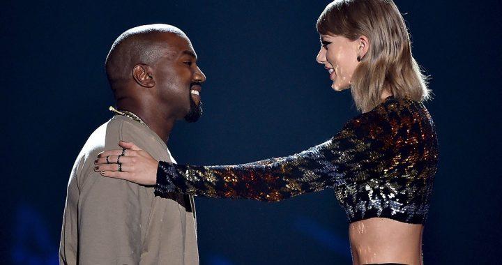 Kanye West kontra Taylor Swift – pełne nagranie rozmowy w sieci!