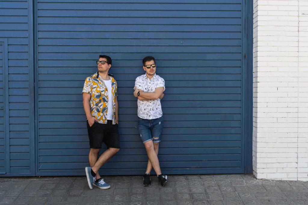 Wschodzący duet tworzący muzykę elektroniczną powraca! Belau prezentuje nowy utwór!
