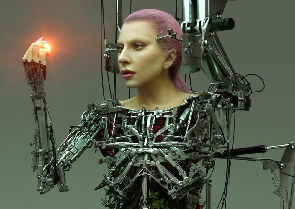 """Lady Gaga prezentuje OFICJALNĄ okładkę albumu """"Chromatica""""!"""