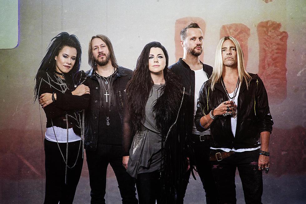 """,,Wasted on You"""" – Evanescence prezentuje nowy singiel"""