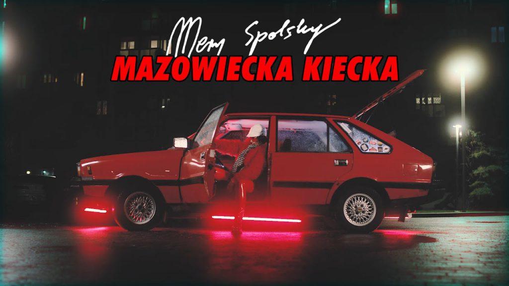 """Mery Spolsky prezentuje teledysk do singla """"Mazowiecka Kiecka""""!"""