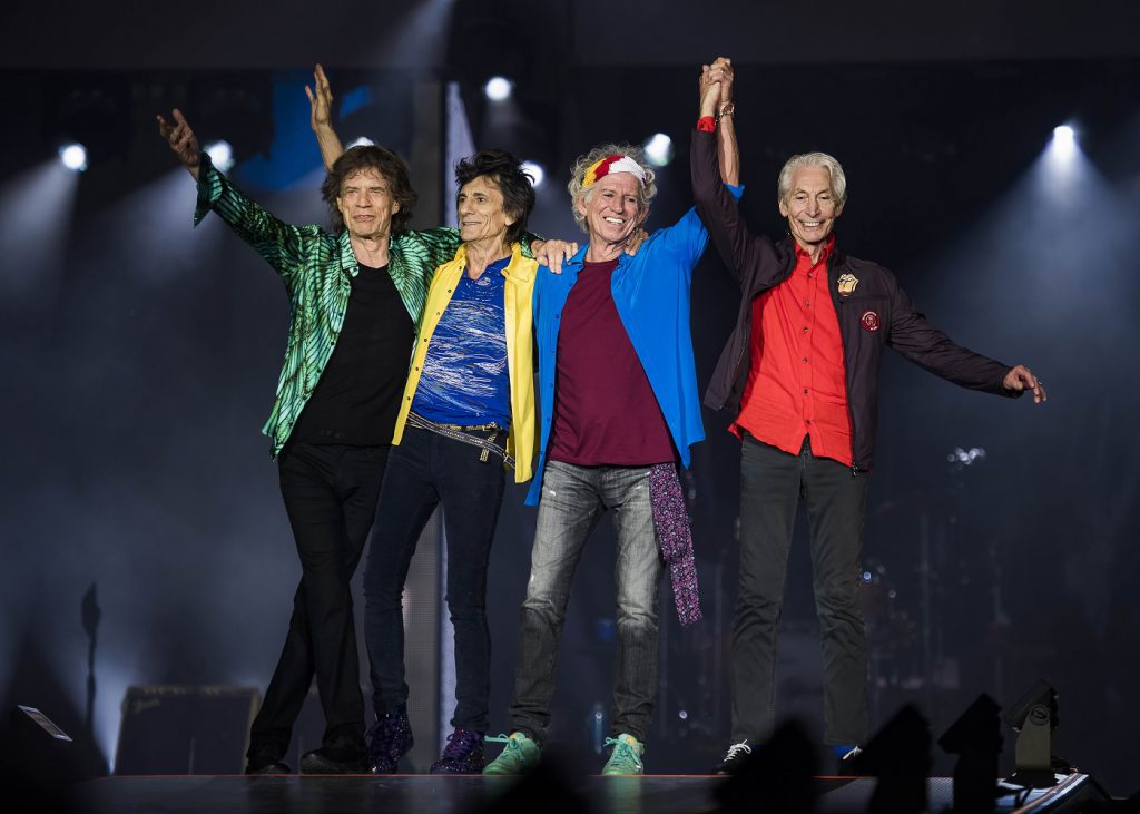 """Nowy utwór The Rolling Stones – """"Living in a Ghost Town""""!"""