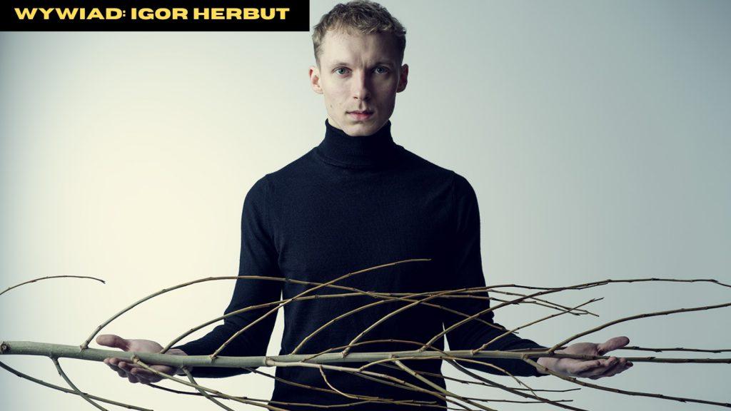 """Igor Herbut w wywiadzie dla Musiclife.pl o swoim solowym albumie """"Po prostu zapraszam. To naprawdę jest ciekawa płyta i można znaleźć w niej dość dużo emocji i ciekawych rozwiązań nie tylko muzycznych.""""!"""