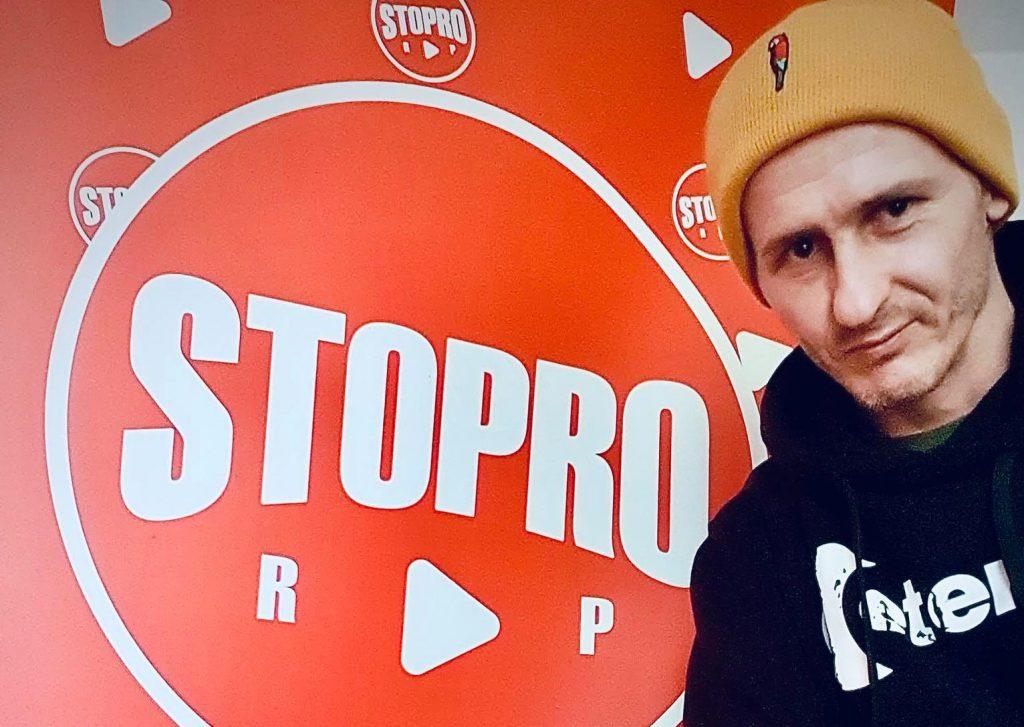 Eldo dołącza do StoproRap!
