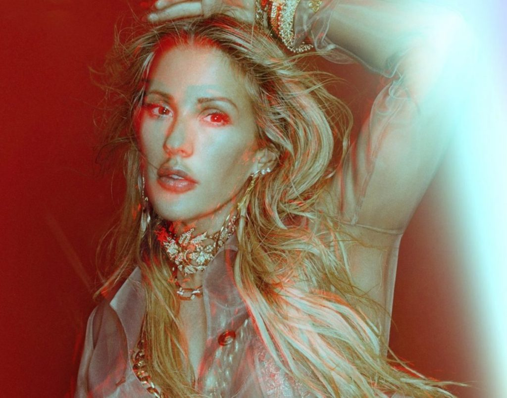 "Ellie Goulding prezentuje singiel ""Power""!"
