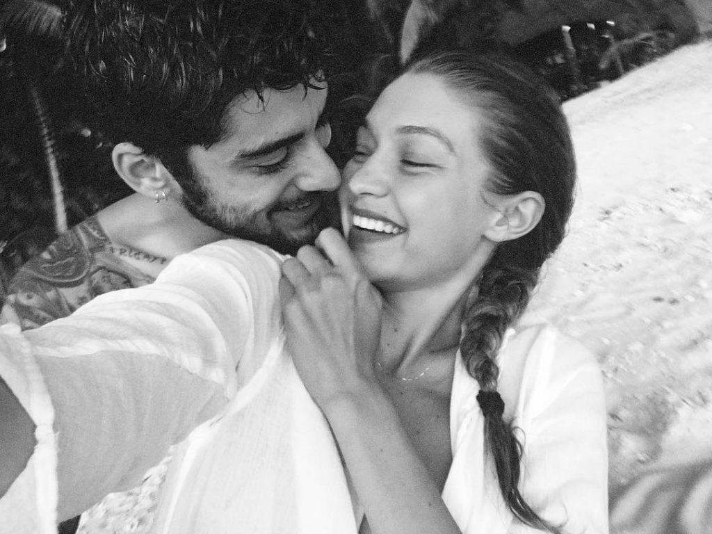 Gigi Hadid i Zayn spodziewają się dziecka!