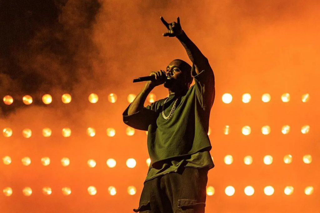 Kanye West z nowym utworem! Posłuchaj już teraz!
