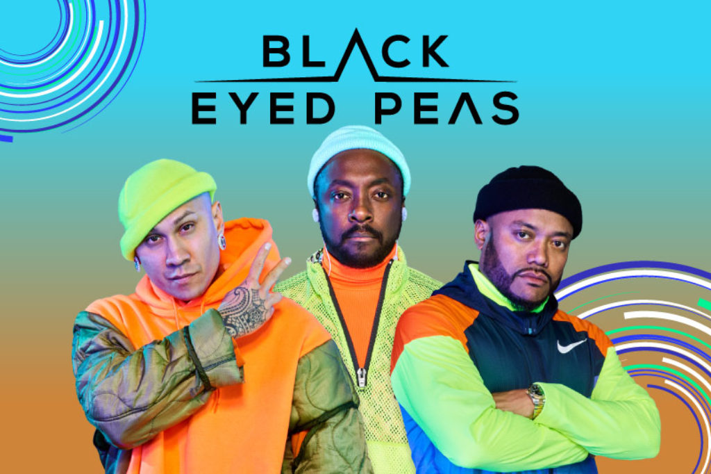 Black Eyed Peas wydali płytę z Shakirą, Becky G, Tygą i French Montaną [ODSŁUCH]