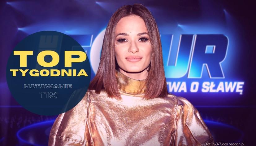 """Natalia Szroeder wyrównuje rekord Mery Spolsky! """"Pestki"""" po raz CZWARTY na szczycie! Pełne, 119. notowanie TOP TYGODNIA już dostępne!"""