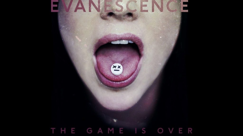 """""""The Game Is Over!"""" nowy singiel Evanescence!"""